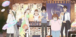 Sangatsu no Lion estreia a 14 de Outubro
