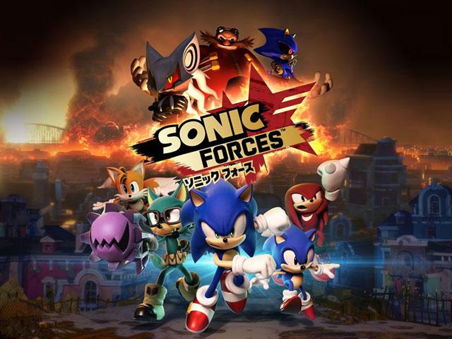 Sonic Forces será lançado em 9 de novembro no Japão