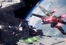 "Star Wars: Battlefront II - 12 minutos de gameplay ""Starfighter Assault"""