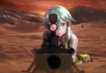 Sword Art Online: Fatal Bullet - Trailer