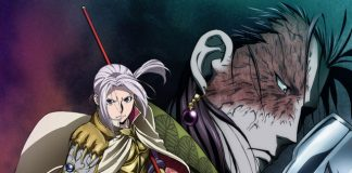 The Heroic Legend of Arslan vai terminar no 16º volume