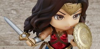 Wonder Woman pela Good Smile Company