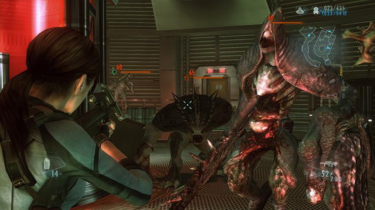 Resident Evil: Revelations 1 e 2 na Nintendo Switch