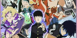 Novo anime de Mob Psycho 100
