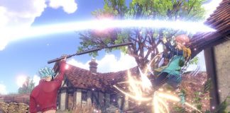 The Seven Deadly Sins: Knights of Britannia - Screenshots