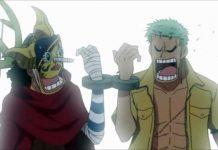5 presos por scans de Tokyo Ghoulre e One Piece
