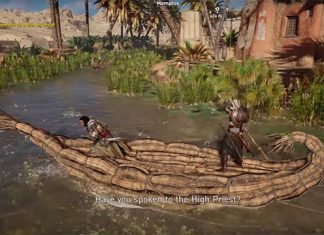 Assassin's Creed Origins - Gameplay Xbox One X