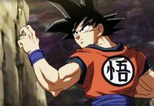 Calendário Dragon Ball Super de Outubro 2017