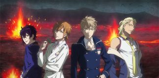 Dance with Devils: Fortuna - Novo trailer