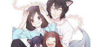 Faleceu a artista do manga Wolf Children