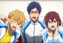 Free!: Take Your Marks - Trailer