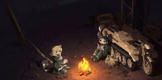 Girls' Last Tour anuncia minissérie anime web