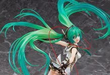 Hatsune Miku: Winter Heroine pela Max Factory