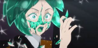 Houseki no Kuni - Novos trailers