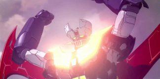 Mazinger Z / Infinity com antestreia em Outubro