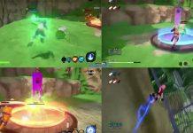 Naruto to Boruto: Shinobi Striker - Gameplay