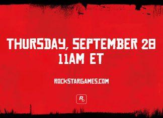 Novidades sobre Red Dead Redemption 2 em breve