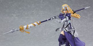 Ruler/Jeanne d'Arc pela Max Factory