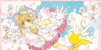 Sakura Cardcaptor Clear Card-hen com 1.5 milhões de cópias