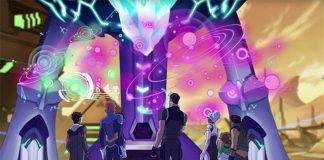 Voltron: Legendary Defender 4 - Trailer