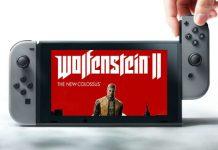 Wolfenstein II e Doom para Nintendo Switch
