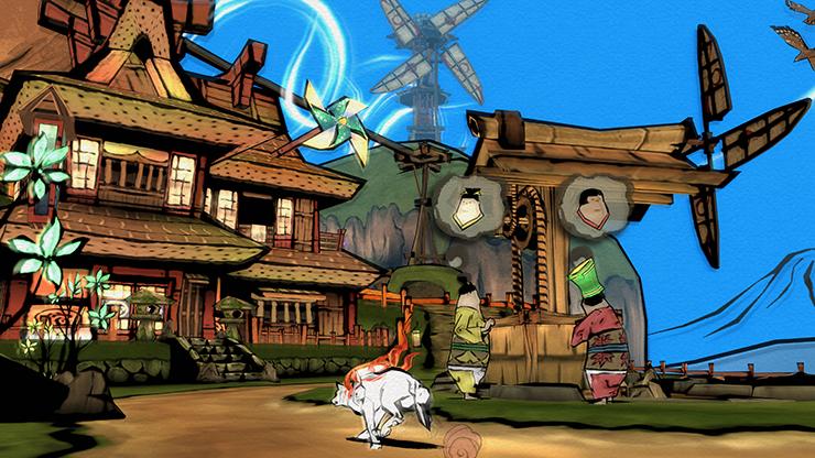 Agora é oficial: Okami HD será lançado para PS4, Xbox One e PC!