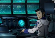10 minutos do 3º filme de Space Battleship Yamato 2202