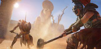 Assassin's Creed: Origins no PC repleto de problemas