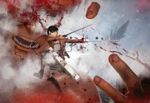 Attack on Titan: Wings of Freedom 2 - Screenshots