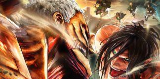 Attack on Titan: Wings of Freedom 2 em Março