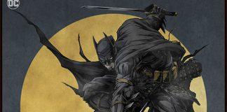 Batman Ninja - Imagem Promocional