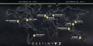 Destiny 2 no PC a 24 de Outubro