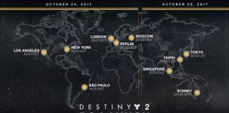 Destiny 2 no PC a 24 de Outubro