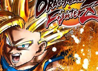 Dragon Ball FighterZ - Arte da Box