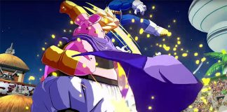 DragonBall FighterZ mostra Majin Buu