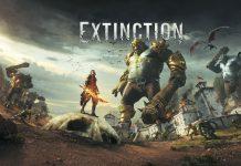 Extinction - Novo Gameplay