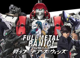 Full Metal Panic! vai ter novo jogo