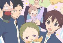 Gakuen Babysitters - Teaser trailer