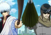 Gintama Porori Arc ep 2 - Três solteirões e uma Yato