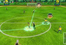 Jogo de Inazuma Eleven: Ares no Tenbin em 2018