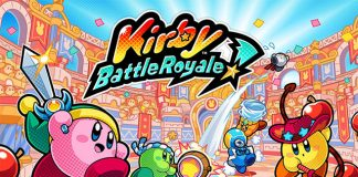 Kirby Battle Royale - Trailer