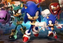 Sonic Forces mostra personagens
