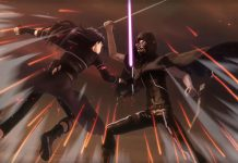 Sword Art Online: Fatal Bullet - 3º trailer