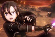 Sword Art Online: Fatal Bullet já tem data de lançamento