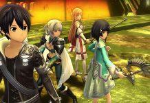 Sword Art Online: Hollow Realization anunciado para PC