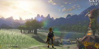 Zelda: Breath of the Wild - PC VS Switch