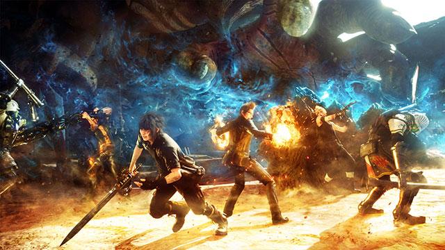 A Square Enix promete um grande ano para Final Fantasy