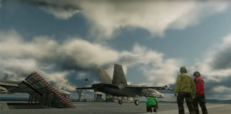 Ace Combat 7: Skies Unknown - Trailer mostra VR