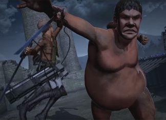 Attack on Titan: Wings of Freedom - Trailer repleto de ação