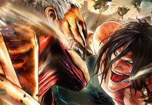 Attack on Titan: Wings of Freedom revela mais 5 personagens